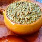 Zuppa di lenticchie bio al curry e latte di cocco