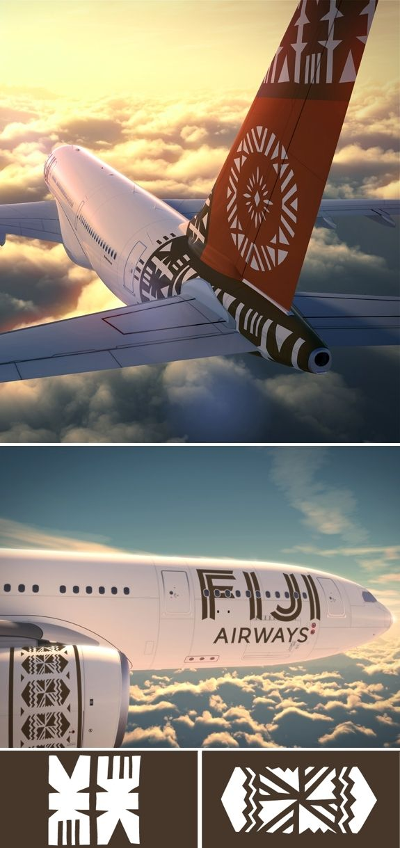 The newly re-branded Fiji Airways, coming in 2013. Will it be the world's next cool airline?
