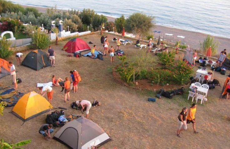 Mavi Cennet Camping Manavgat, Antalya