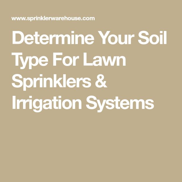 Best 25+ Soil type ideas on Pinterest Types of soil, Garden soil - sample conduit fill chart