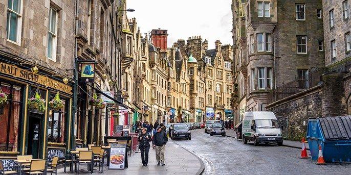 $98 – Scotland: Apartment-Style Edinburgh Hotel, 40% Off -- Edinburgh, United Kingdom
