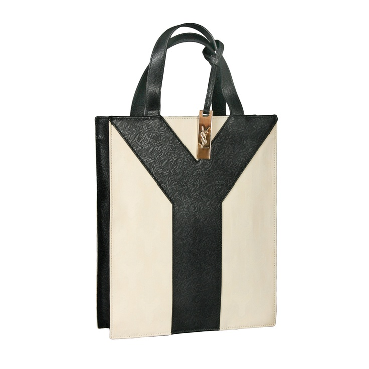 Striking and Sophisticated Rive Gauche YSL Bag