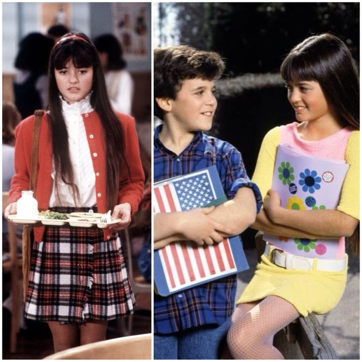 The Wonder Years (1988 1993 (L) Danica McKellar
