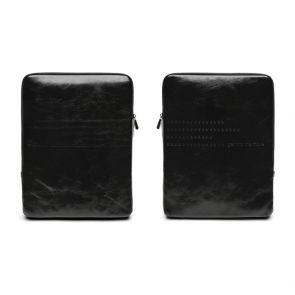 "Husa Piele Muvit MUCTB0035 Dots Collection Black pentru Tablete 10"""