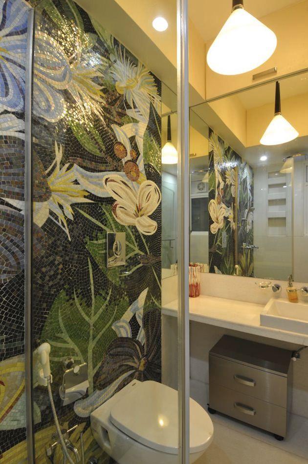 Incredibly Inspiring Mosaic Tile Designs For Bathroom