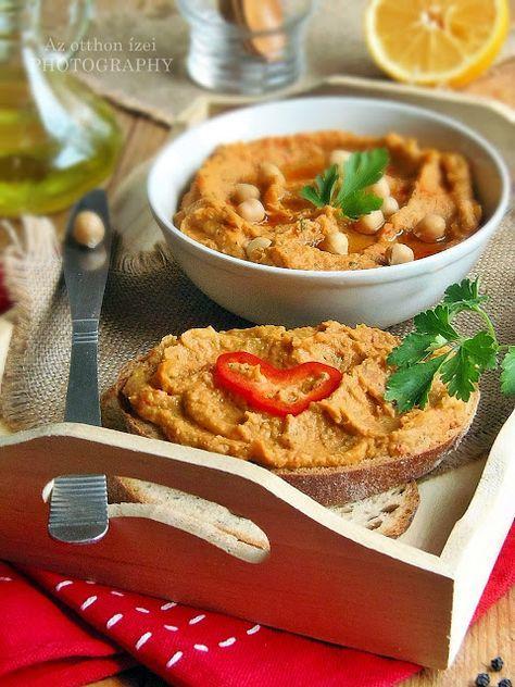 Az otthon ízei: Csicseriborsó szendvicskrém