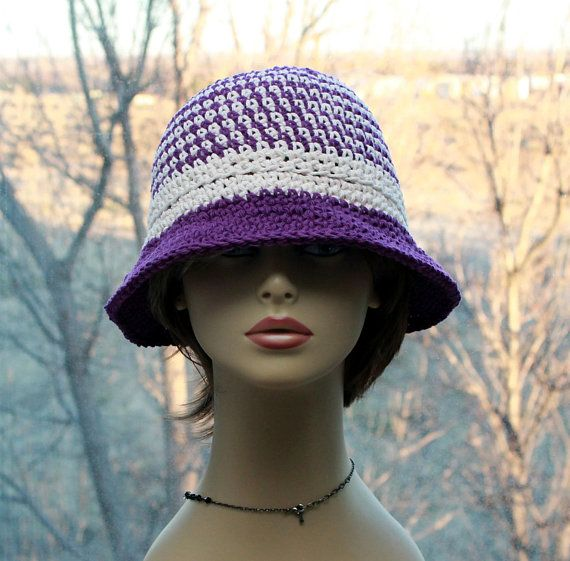 Check out this item in my Etsy shop https://www.etsy.com/listing/599120195/cotton-sun-hat-womens-sun-hat-crochet