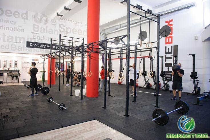 Best crossfit box ideas on pinterest gym