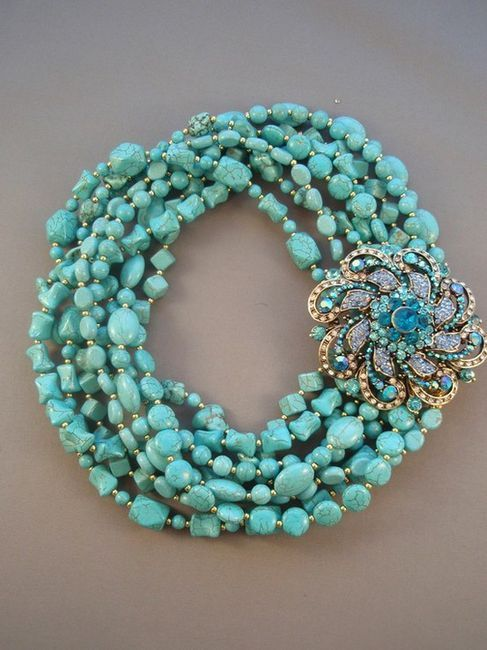 #blue #jewelry