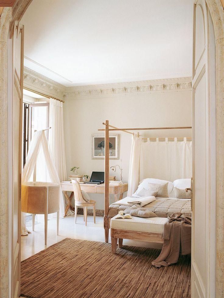 Mejores 38 imágenes de Camas y Cuartos en Pinterest | Dormitorios ...