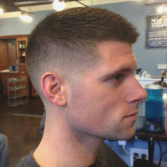Fine 1000 Ideas About Army Haircut On Pinterest Short Hairstyles Gunalazisus
