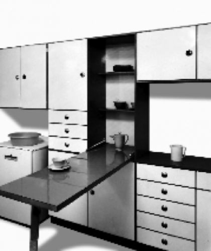 Cucina Componibile, Augusto Magnaghi, S.A.F.F.A. S.p.A