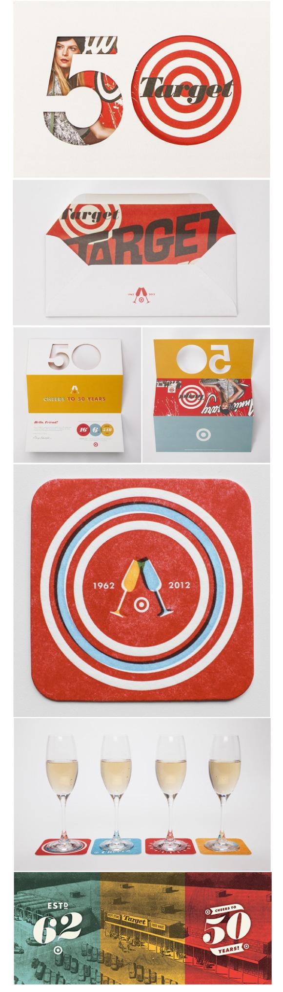 target 50th anniversary