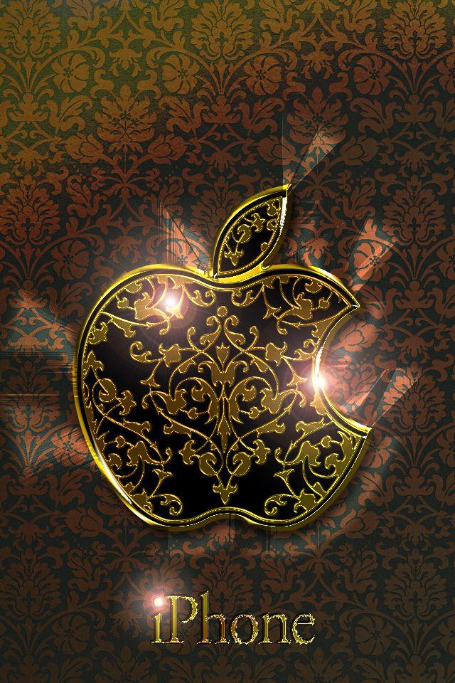 アンティーク調Apple