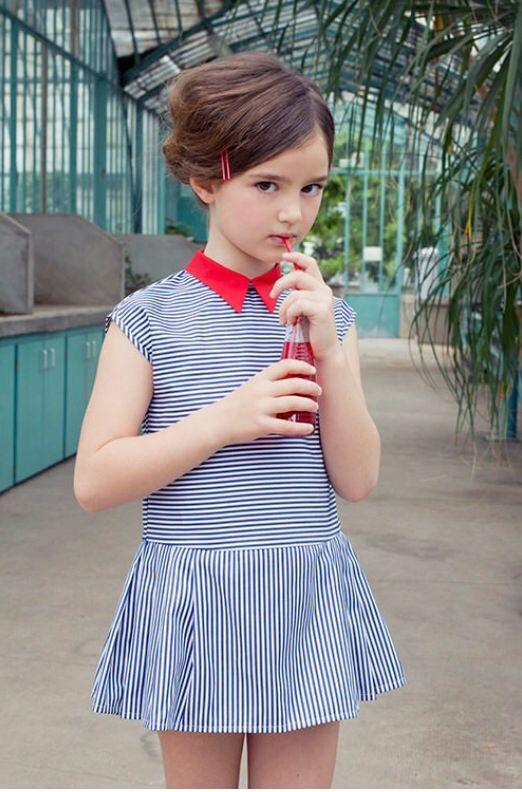 Quenotte, so very chic. #designer #kids #fashion