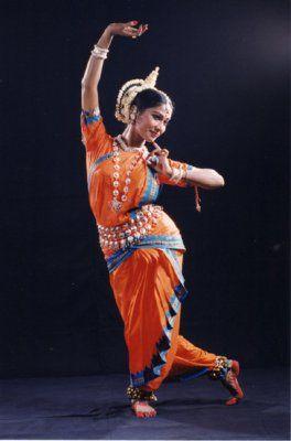 Odissi Dance Makeup | sujata_mohapatra05