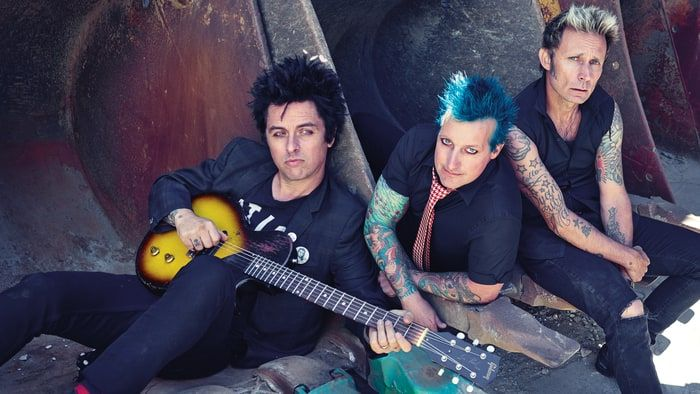 Green Day discuss how they navigated addiction, illness and other obstacles in the lead-up to their back-to-basics new album, 'Revolution Radio.'
