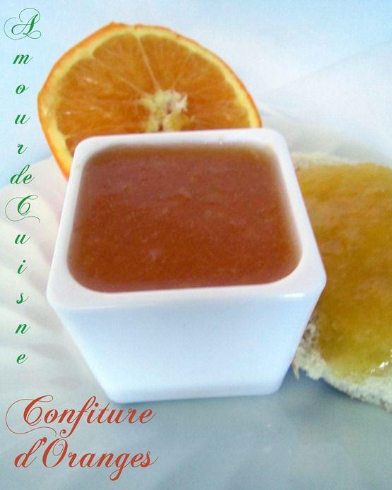 confiture d'orange 009