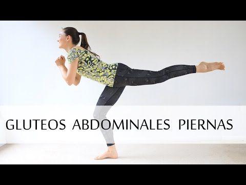 G.A.P. Glúteos Abdominales Piernas   Muslo INTERNO   Elena Malova - YouTube