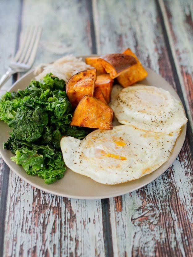 Hormone Balancing Paleo Power Breakfast