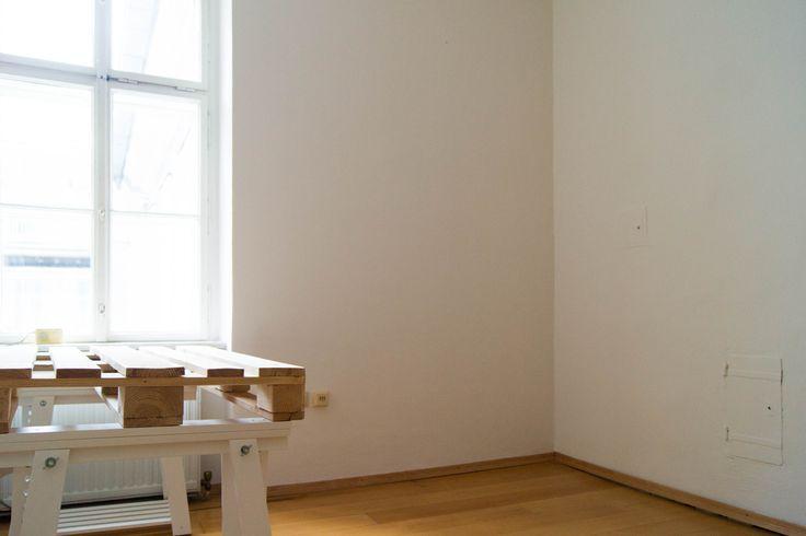 yellowgirls Büro Update - die Wandfarbe* - yellowgirl der DIY und lifestyle Blog