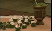 G1 Rio Grande do Sul - Campo e Lavoura - Catálogo de Vídeos - Receita da semana vem de Venâncio Aires, cidade do chimarrão: um cupcake de erva-mate