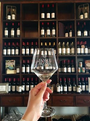 """The Urban Wine Trail is basically a self-guided """"wine tasting"""" crawl. You walk from tasting room to tasting room  around the cool downtown Santa Barbara area."""