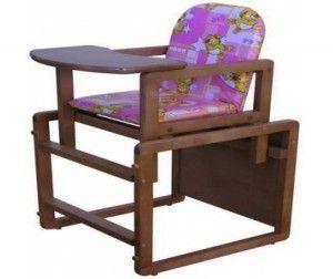 Детский комбинированный стул-стол