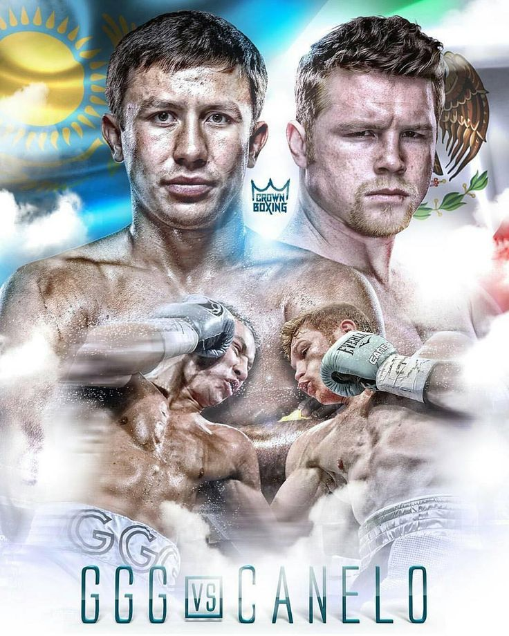 A fight that won't disappoint! Officially Set for September 🙌🏼 who wins ? #canelogolovkin