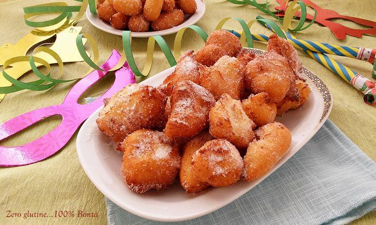Frittelle alla ricotta senza glutine