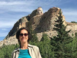 Di tutto e di più sulla Sardegna di Giurtalia e tanto altro ancora.: Crazy Horse Memorial - Sud Dakota - 5°