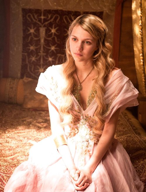 the-garden-of-delights: Nell Tiger Free as Myrcella Baratheon in Game of Thrones…