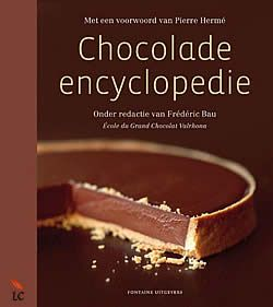 "Boek ""Chocolade-encyclopedie""   ISBN: 9789059564060, verschenen: 2011, aantal paginas: 416 #chocola #chocolade"