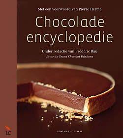 "Boek ""Chocolade-encyclopedie"" | ISBN: 9789059564060, verschenen: 2011, aantal paginas: 416 #chocola #chocolade"