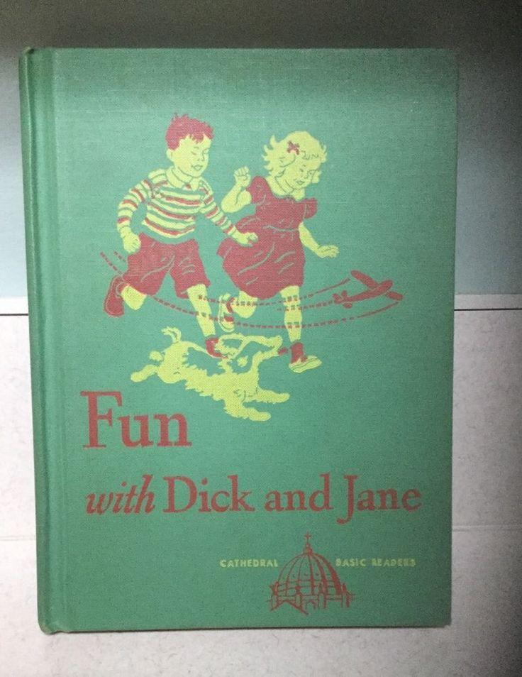 Basic dick fun jane new new reader