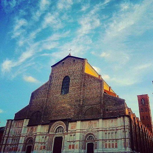 La meraviglia della basilica di S.Petronio tutta restaurata ;-)  instagram, foto di _didy_