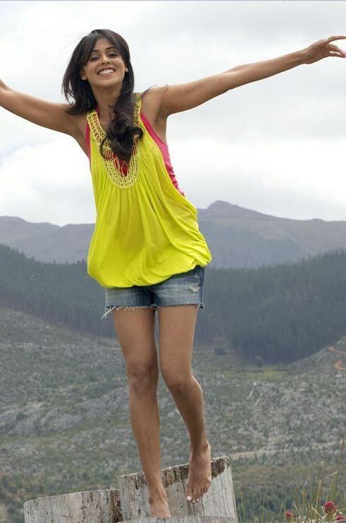 Genelia D'Souza - www.ciniface.com