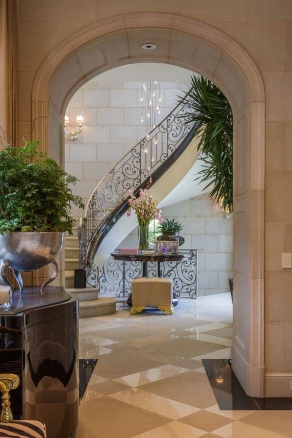 Dallas-based Fusch Architects is known for its gorgeous country French and English masterpieces. #luxeDallas
