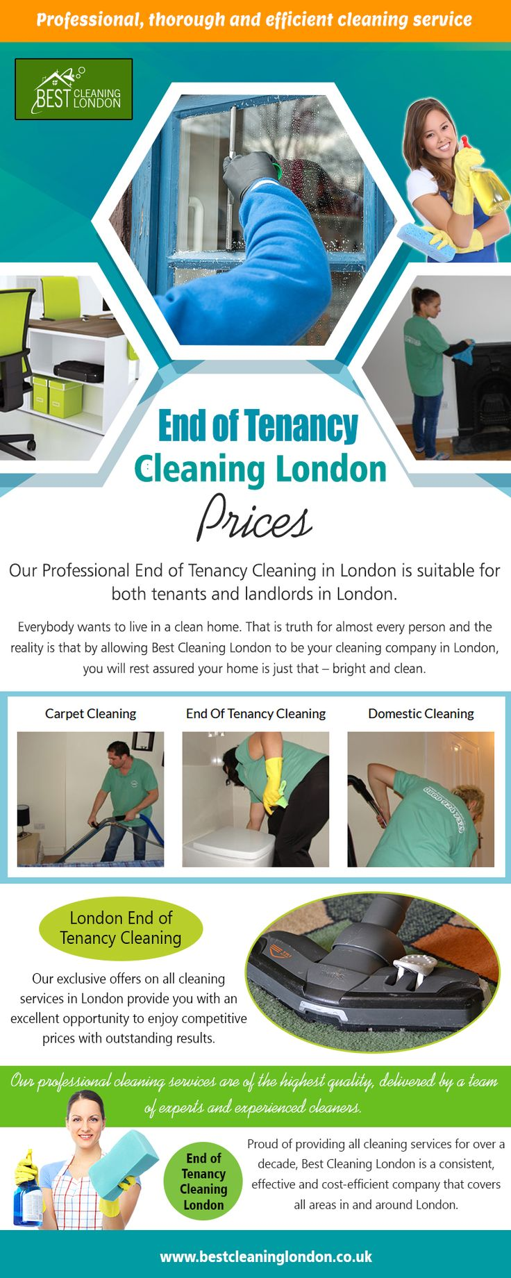 End of tenancy cleaning london prices cleaning