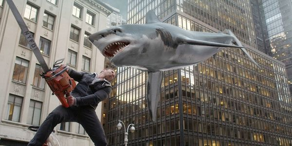 Could Sharknado 5 Be The Final Sharknado Movie? #FansnStars