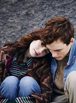Lily Collins and Sam Claflin - new Love, Rosie promoshoot.
