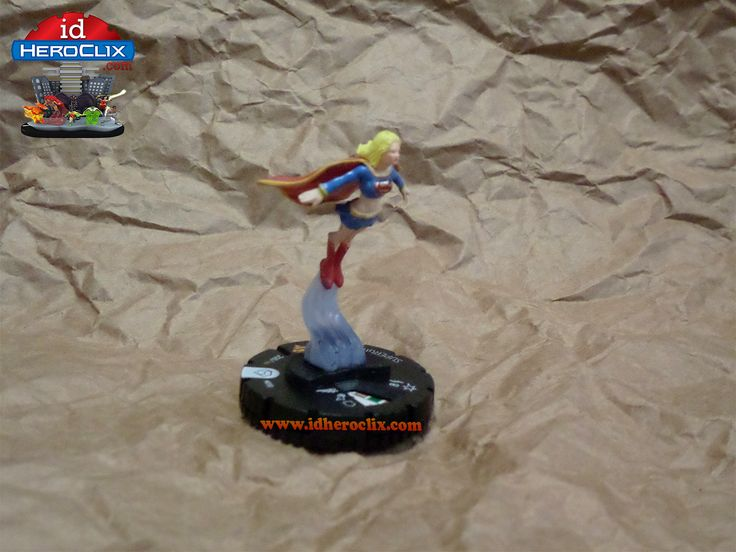 Supergirl #010 Superman DC Heroclix Single