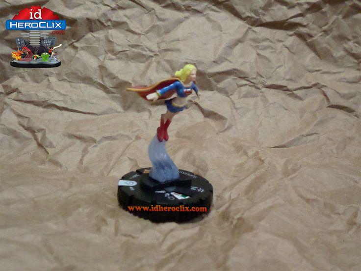 Supergirl #010 Superman DC Heroclix Single