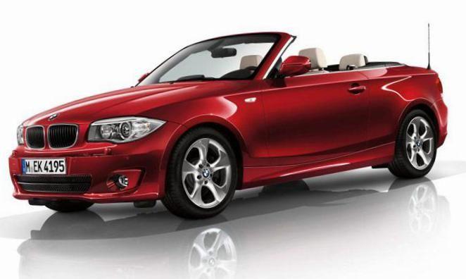 BMW 1 Series Cabrio (E88) new - http://autotras.com