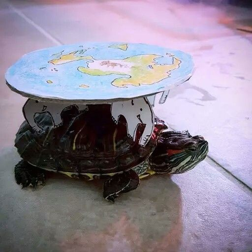 Great A'Tuin cosplay