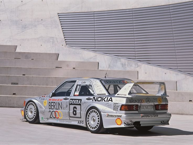 The best 190 Merc ever made and built for racing!!