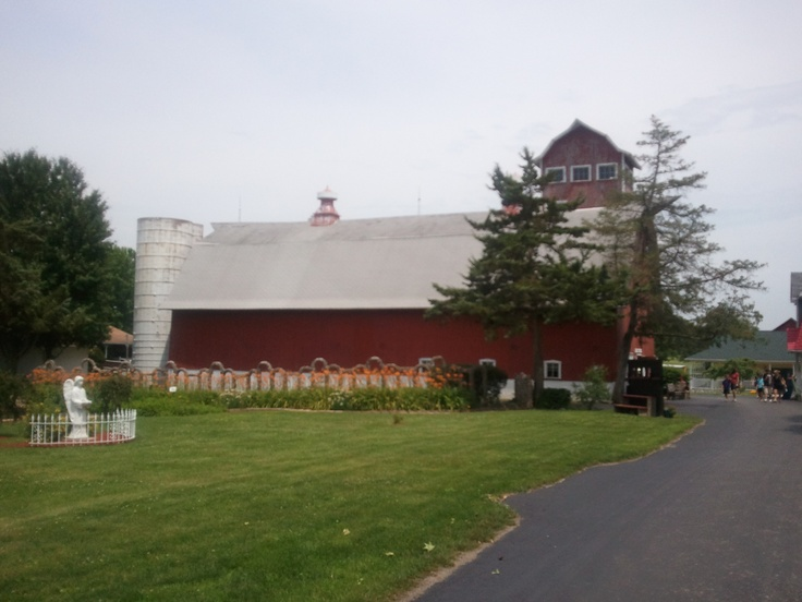 this barns photo was taken at july 1 2011 at rockome gardens 125 n. Interior Design Ideas. Home Design Ideas