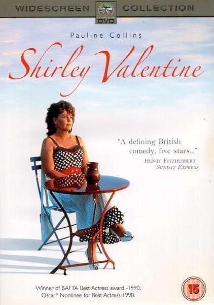 Shirley Valentine (DVD / Pauline Collins 1989)