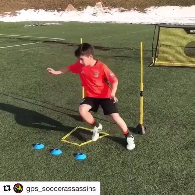 FC Bayern ID Player Jack showing off his soccer skills! 💯 😱 via GPS Cooperation