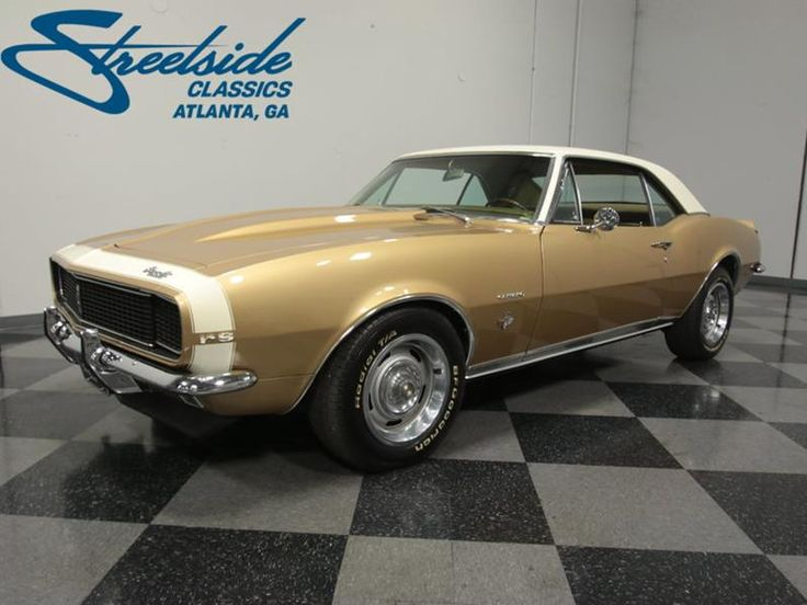 This 1967 Chevrolet Camaro RS listed on Carsforsale.com for $33,995 in Lithia Springs, GA.